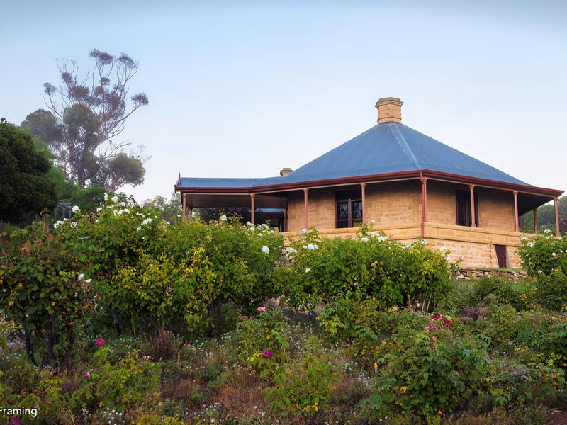 The Round House is a beautifully restored Heritage Listed Property