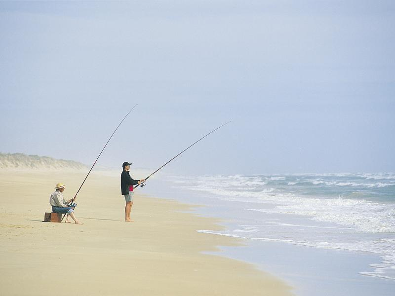 The Top Fishing Spots