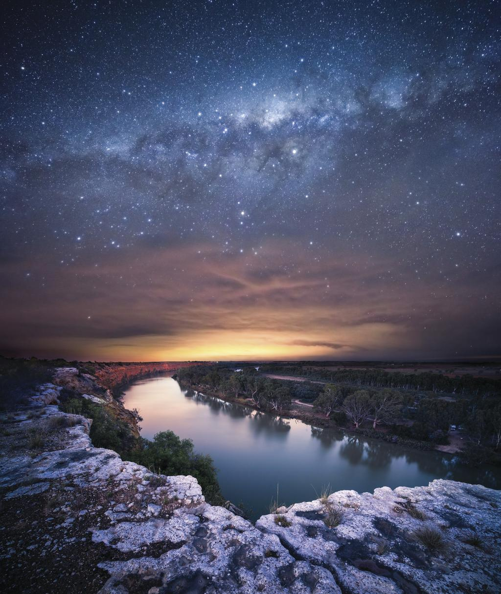 River Murray International Dark Sky Reserve