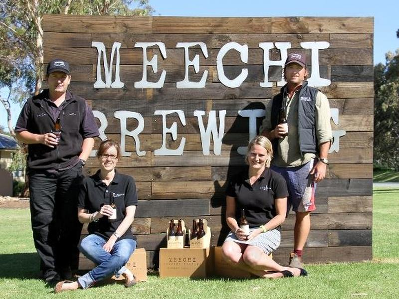 The Meechi Brewing Crew