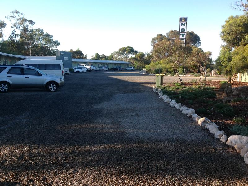 Plenty of vehicle parking on site