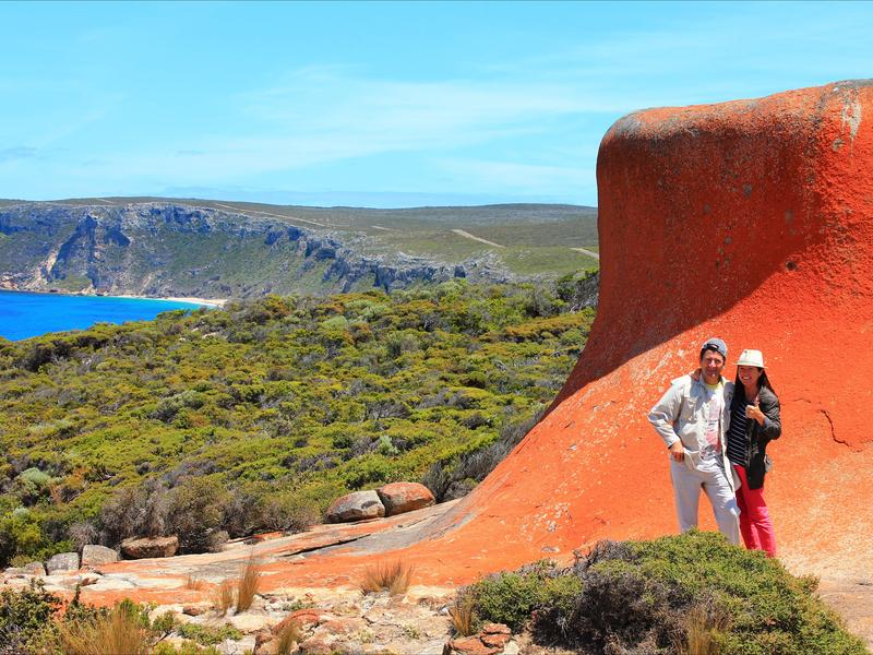 Remarkable Rocks on Kangaroo Island