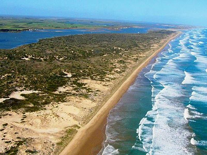Goolwa and The Young Husband Peninsula